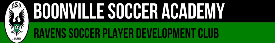 Boonville Soccer Academy